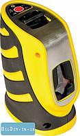 Уровень лазерный самонастраивающийся  MasterTool 30-0905