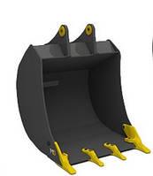 Траншейный ковш 400мм MEGA STRONG для CAT428B/C