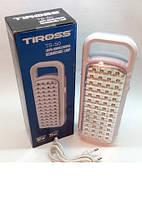 Светодиодная лампа -фонарь Tiross ts 50 - аварийное освещение, фото 1