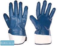 Перчатки масло-бензостойкие утеплённые MasterTool 83-0407-В