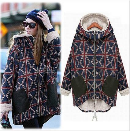 Парка куртка женская, фото 2