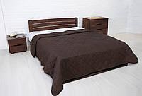 Покрывало стеганное ТЕП «Vintage» 220*240 коричневый