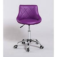 Косметическое кресло HC1054K фиолетовое, фото 1