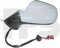 Зеркало боковое Peugeot 407 04-10 левое (FPS) FP 5405 M05-P