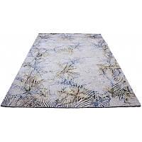 Ковровое покрытие с рисунком-абстракцией 240*340 см.