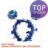 Антенки Солнышко / аксессуары для волос