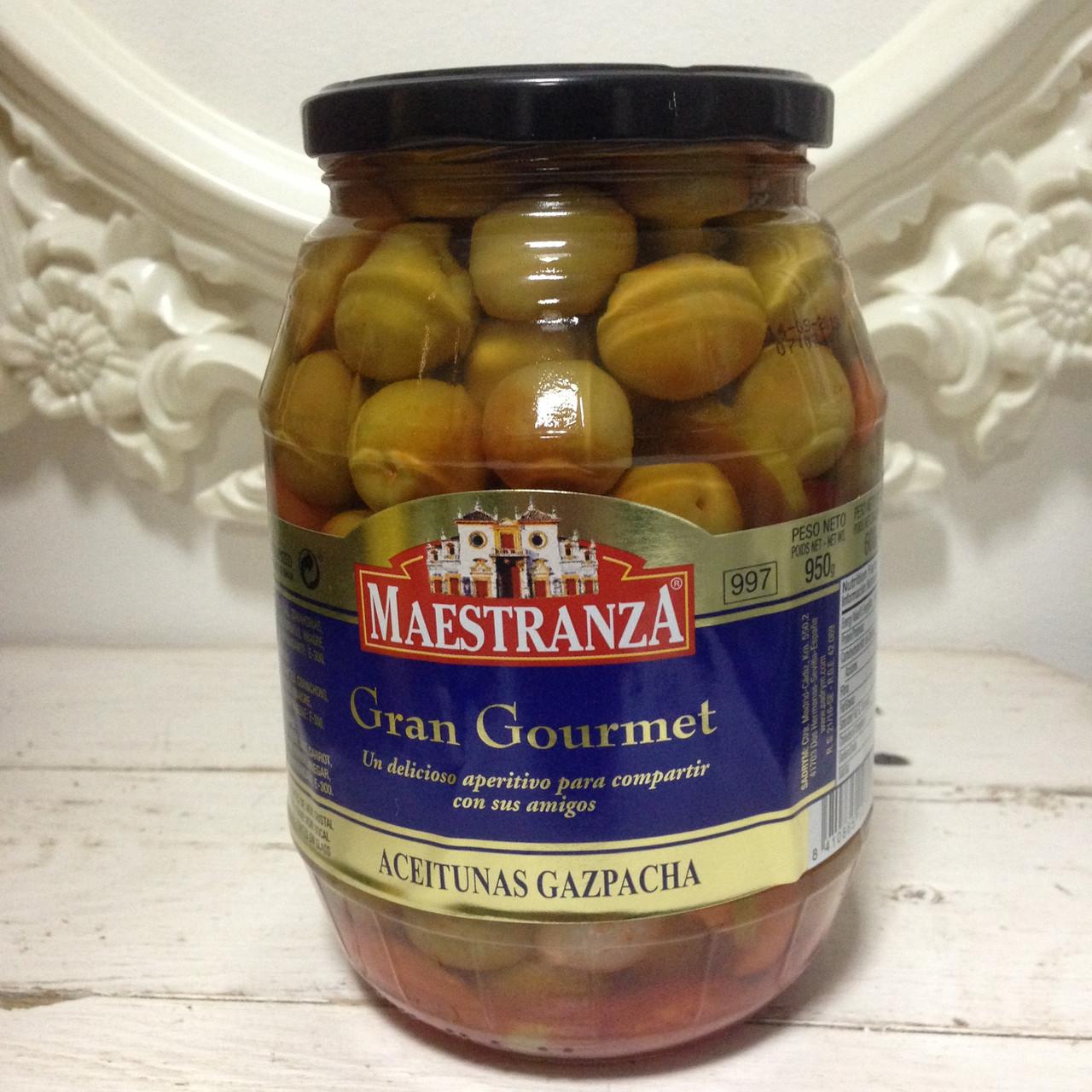 Оливки, Maestranza 4 вида
