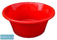 Таз пластиковый , хозяйственный 12 MasterTool 92-0315