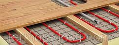 Теплый пол RAYCHEM (греющий кабель мат) T2Blue, QuickNet, T2Red