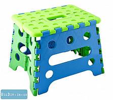Стульчик складной детский пластиковый MasterTool 92-0808