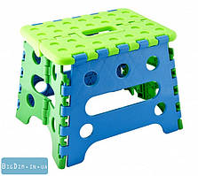 Стульчик складной детский пластиковый фигурный MasterTool 92-0809
