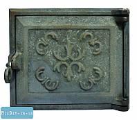 Дверка топочная чугун MasterTool 92-0375