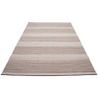 Полосатая ковровая дорожка 160*230 см.