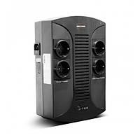 ИБП (UPS) LogicPower LP-850VA-PS Black, 850VA