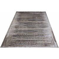 Потертый коврик в современном стиле 160*230 см