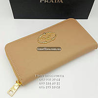 "Кошелек Prada №21 ""Zip Wallet"""