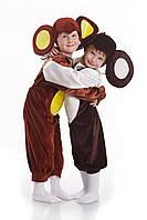 Детский костюм  Чебурашка, рост 90-110 см