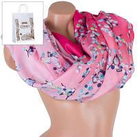 Женский атласный шарф 180 на 92 см ETERNO (ЭТЕРНО) ES1908-9-2