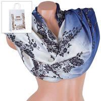 Женский атласный шарф 182 на 90 см ETERNO (ЭТЕРНО) ES1908-10-1