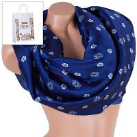 Женский атласный шарф 180 на 90 см ETERNO (ЭТЕРНО) ES1908-13-2
