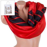 Женский атласный шарф 186 на 88 см ETERNO (ЭТЕРНО) ES1908-15-1