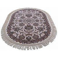 Овальный персидский ковер 80*120 см