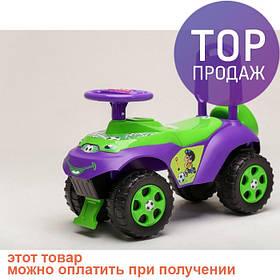 Чудомобиль Active Baby Фиолетово-зеленый Фиолетово-зеленый / Все для детей