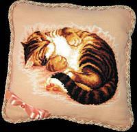 "Набор для вышивки подушки №332 ""Сладкий сон"""