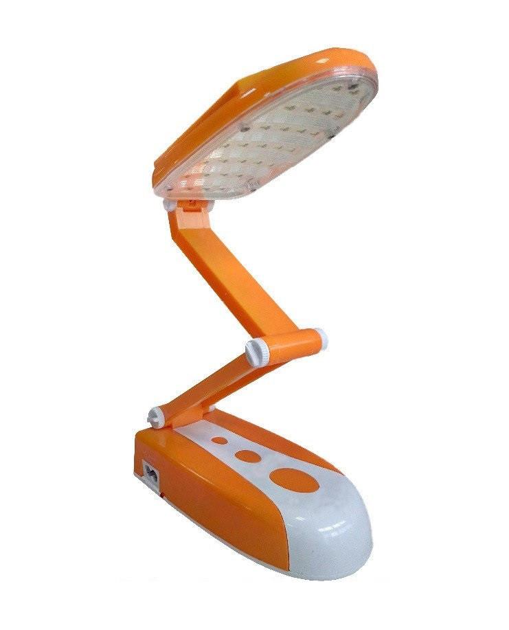 Настольная лампа на солнечной панели SMD LED Solar Desk Lamp PP-636S