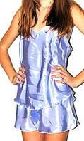 Пижам атласная серебро, фото 1