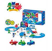 Игровой набор Паркинг гараж PJ Masks (Герои в масках) ZY-711A