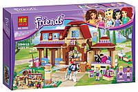 """Конструктор Friends """"Клуб верховой езды"""" 594 детали, Bela 10562 (аналог Lego)"""