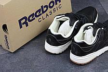 Мужские кроссовки Reebok Hexalite черно-белые, фото 3