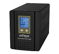ИБП (UPS) EnerGenie EG-HI-PS1000-01 Black 1000 ВтA