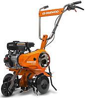 Бензиновый культиватор (4,7 л. с.) Daewoo DAT 5055R (ширина/глубина обработки 550/260 мм, диаметр фрезы 260 мм, количество скоростей -1 вперед/1