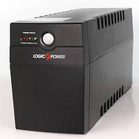 ИБП (UPS) LogicPower LPM-525VA-P Black, 525VA