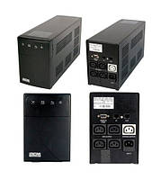 ИБП (UPS) PowerCom BNT-1200AP Black, 1200VA