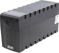 ИБП (UPS) PowerCom RPT-600A IEC Black, 600VA