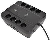 ИБП (UPS) PowerCom SPD-1000U Black, 1000VA