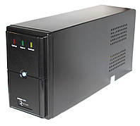ИБП (UPS) Ritar E-RTM850 ELF-L Black, 850VA