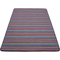 Разноцветный тафтинговый ковер 100*65 см.
