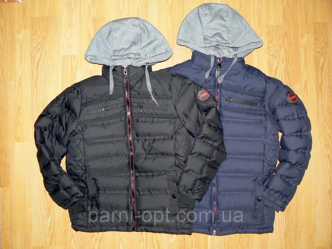Куртки зимние на мальчика оптом, Glo-story, 134/140-170 рр