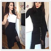 Модная женская юбка у-51JU164, фото 1