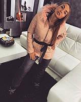 Зимний женский костюм у-18ZK39, фото 1