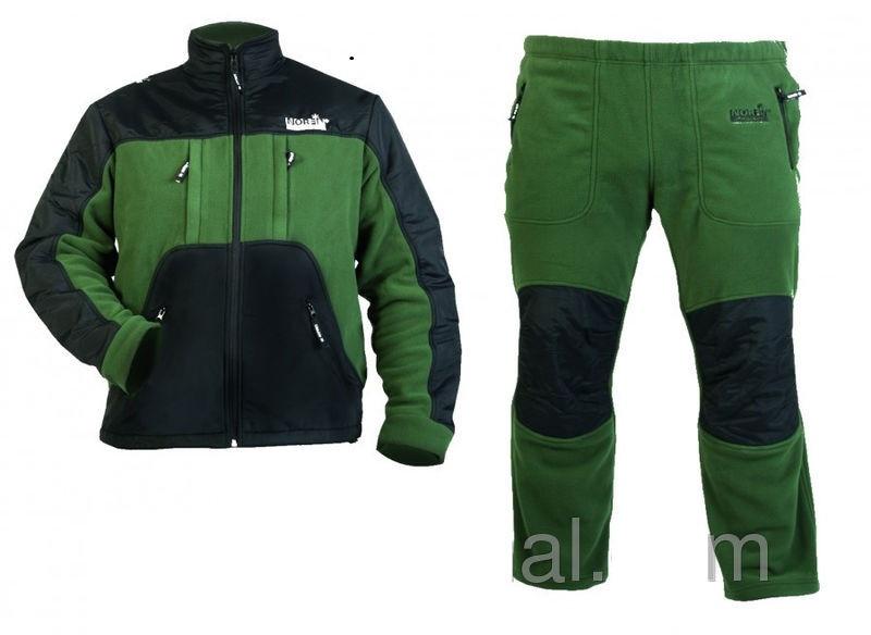 Зимний костюм для рыбалки и охоты Norfin, материал флис  - Shop-Point в Киеве