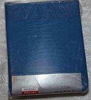 Махровая простынь 90×200 на резинке