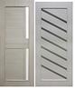 Двери межкомнатные Амелия, Паула