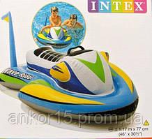 Надувний пліт-скутер Intex 57520 117-77 див.