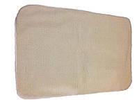 Одеяло из овечьей шерсти детское, белое