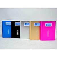 Внешний аккумулятор Power Bank P-988 Pineng 30000 mAh, универсальное зарядное устройство